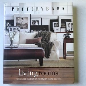 Pottery Barn Living Room Book